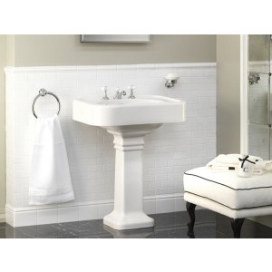 BLUES Lavabo con colonna